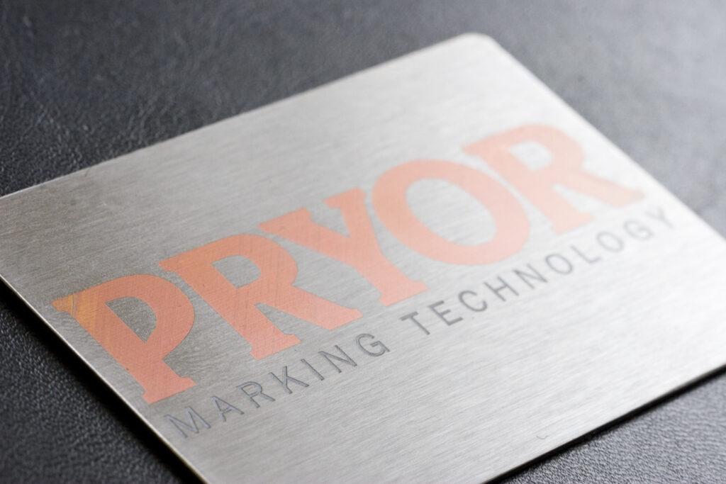 Pryor marking