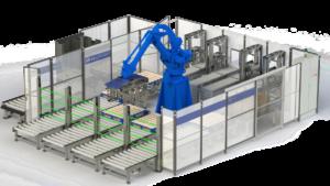 robotické paletizátory